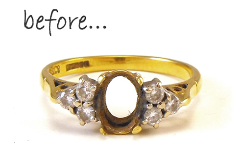 jewellery repair Sunshine Coast - jeweller Caloundra