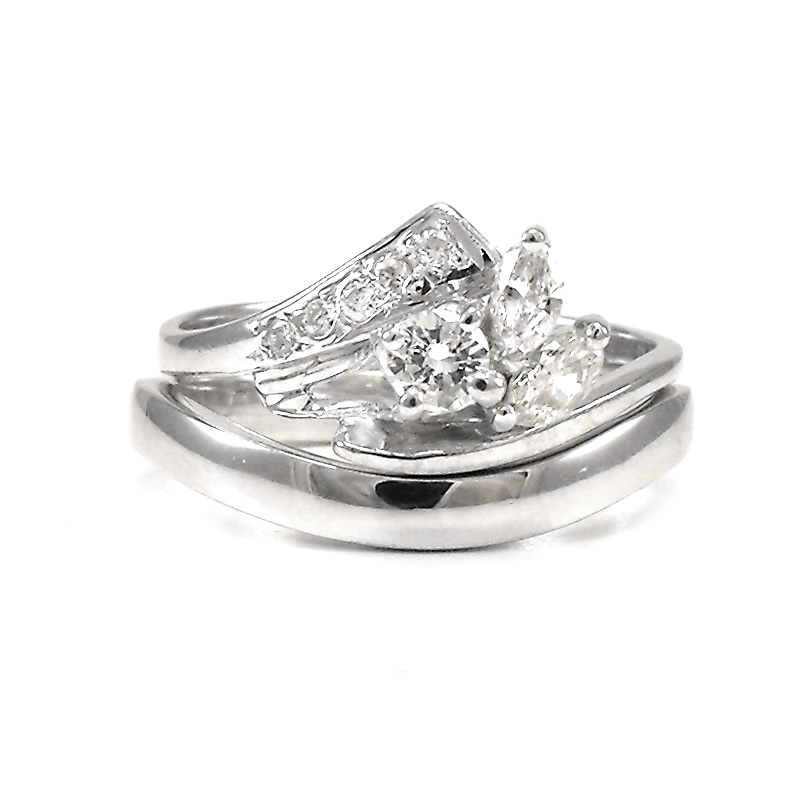custom ring design - wedding rings sunshine coast