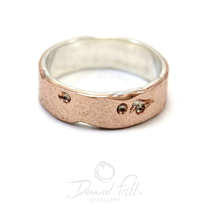 handmade engagement rings Sunshine Coast - wedding rings Hervey Bay