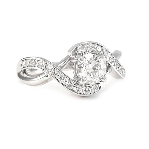 custom engagement rings Sunshine Coast - diamond rings Bli Bli