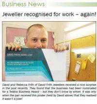 jeweller Sunshine Coast - jewellery designer Cooroy