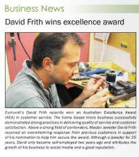 jewellery designer Sunshine Coast - master jeweller Bli Bli