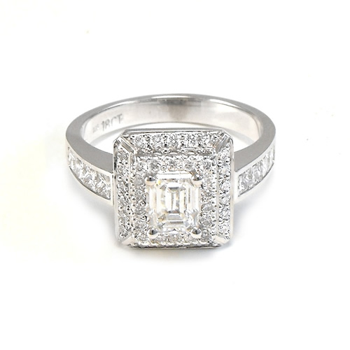 engagement rings Sunshine Coast - handmade engagement rings Cooroy