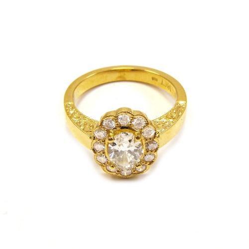 diamond rings Sunshine Coast - jewellery designer Caloundra