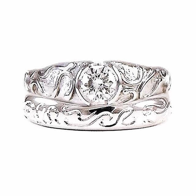 jeweller Sunshine Coast - wedding rings Noosa