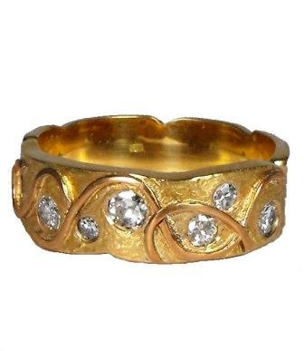 diamond rings Sunshine Coast - jewellery designer Maroochydore