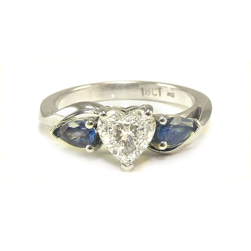 custom engagement rings Sunshine Coast - handmade wedding rings Nambour