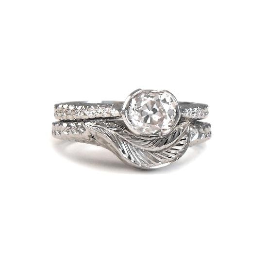 custom engagement rings Sunshine Coast - wedding rings Tewantin