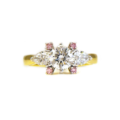 custom engagement rings Sunshine Coast - handmade wedding rings Bli Bli